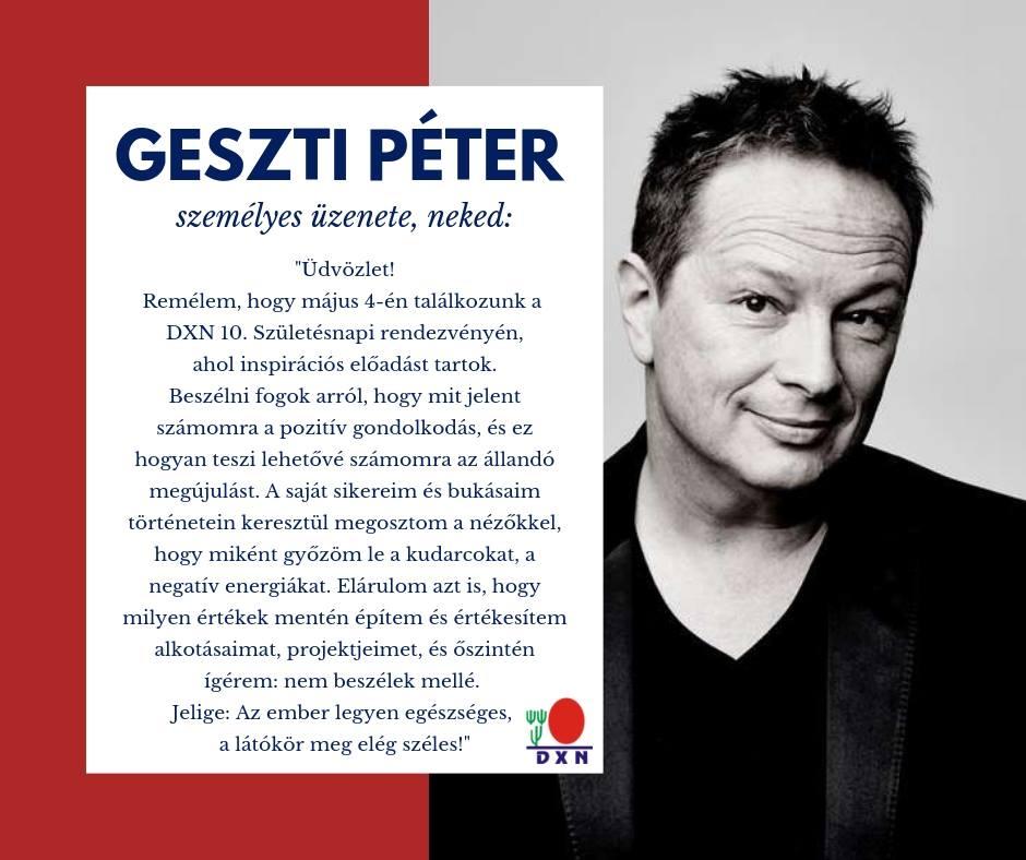 Geszti Péter