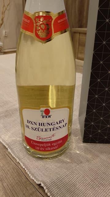DXN pezsgő
