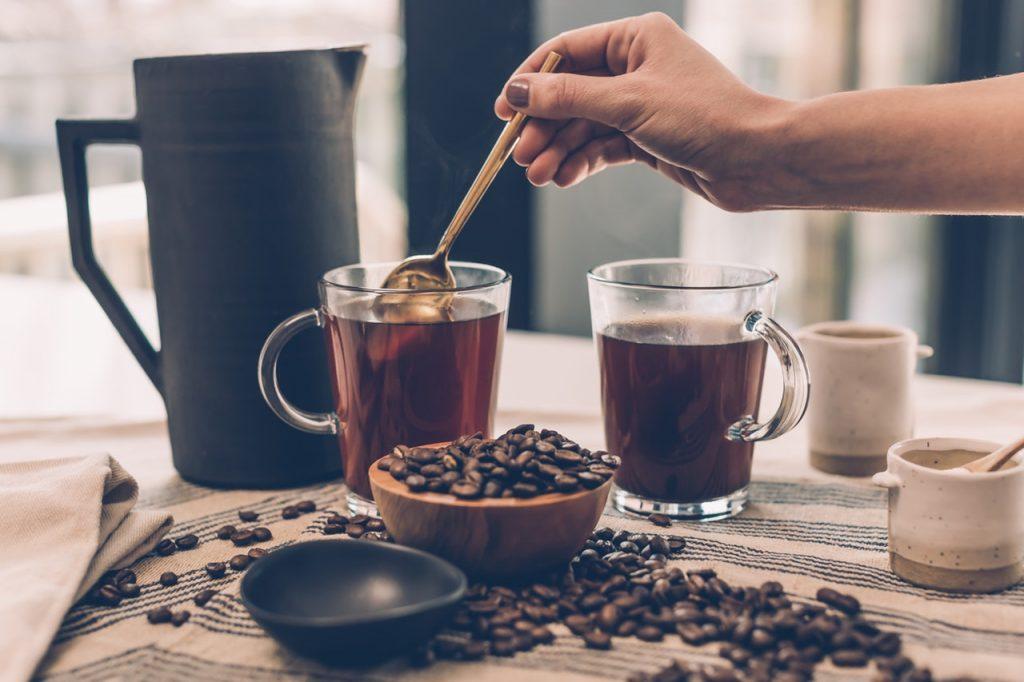 DXN kávé a munkahelyen